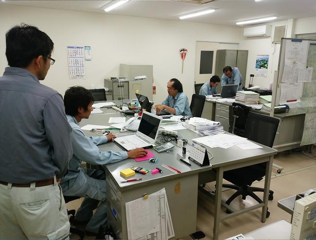 北村技術 宮城支店(内勤)