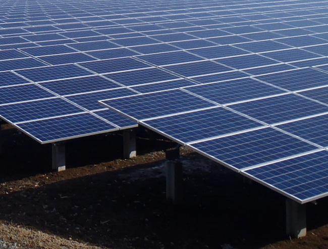 太陽光発電(工事測量)