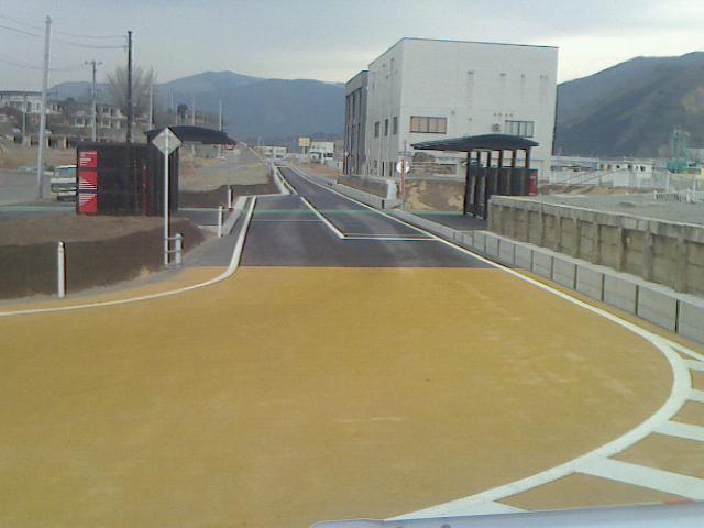 岩手県大船渡市 BRT(バス・鉄道路線)