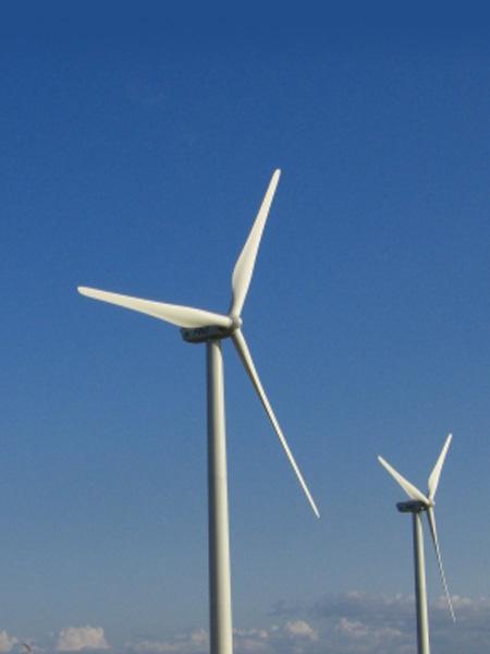 風力発電事業(工事測量)
