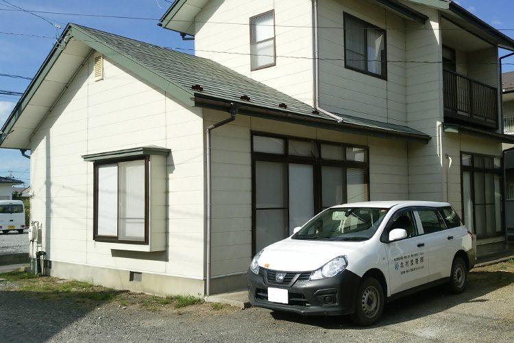 北村技術 宮城(大崎市)宿舎
